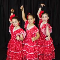 Second Sunday Family Showtime: BAILA! Kids Latino Dances