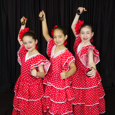 Second Sunday Family Showtime: BAILA! Kids Latino Dances