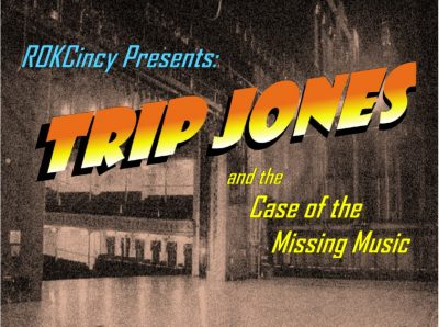 Second Sunday Family Showtime: Tripp Jones & The Case of the Missing Music