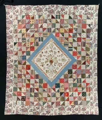 Elegant Geometry: British and American Mosaic Patchwork Quilts