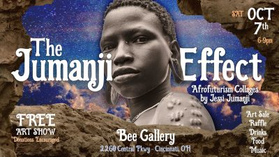 """The Jumanji Effect: Afrofuturism Collages by Jessi Jumanji"""