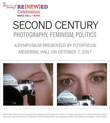 RE(NEW)ED Celebration: Second Century: Photography, Feminism, Politics