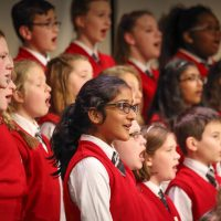 CPS Honor Choir Concert