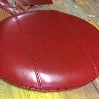 Upholstery Workshop: Stool tops