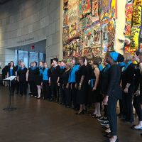 MUSE, Cincinnati's Women's Choir presents WELCOME
