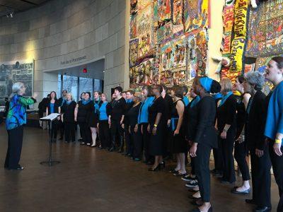 MUSE Cincinnati's Women's Choir Auditions and Volunteer Request