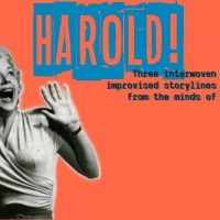 Harold! Night with OTRimprov at Below Zero Cabaret