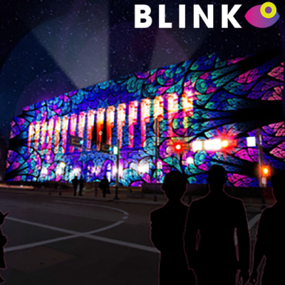 BLINK Projection Mapping presented by BLINK Cincinnati ArtsWave