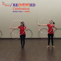 RE(NEW)ED Celebration: World Hoop Day 2017