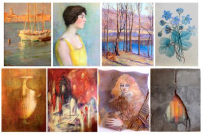 Women's Work: An Exhibit of Female Artists from the 1800s - Now