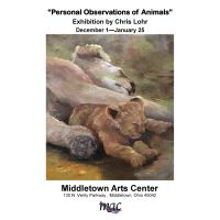 Chris Lohr - Personal Observations Of Animals
