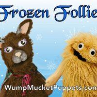 Frozen Follies Puppet Show