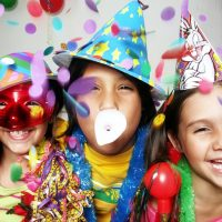 Kid-Friendly New Year's Eve Countdown