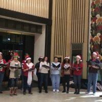 ArtsWave Cincy Sings Carolers Saturday,