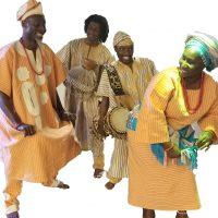Agidigbo Night ( African Party)