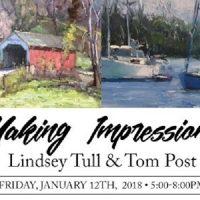 Making Impressions: Lindsey Tull & Tom Post