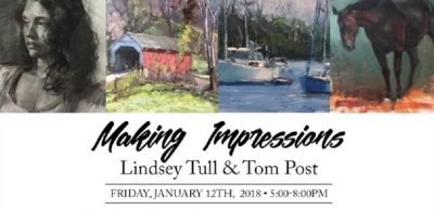 Making Impressions: Lindsey Tull & Tom Post