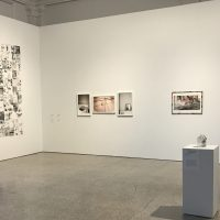 Studio Open 2 & Then, There and Now in The Carnegie Galleries