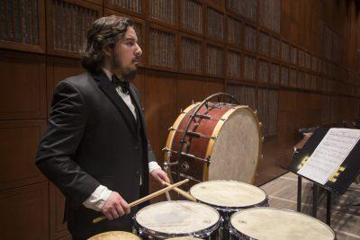 CCM Percussion Ensemble