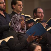 CCM Chorale with Cincinnati's Musica Sacra Chorus
