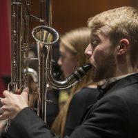CCM Wind Ensemble: Something Old, Something New, Something Borrowed, Something Blue
