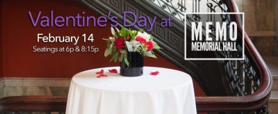Valentine's Day at the Memo