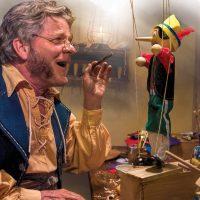 Free Family Show and Pajama Party: Pinocchio