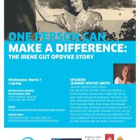 One Person Can Make a Difference: The Irene Gut Op...