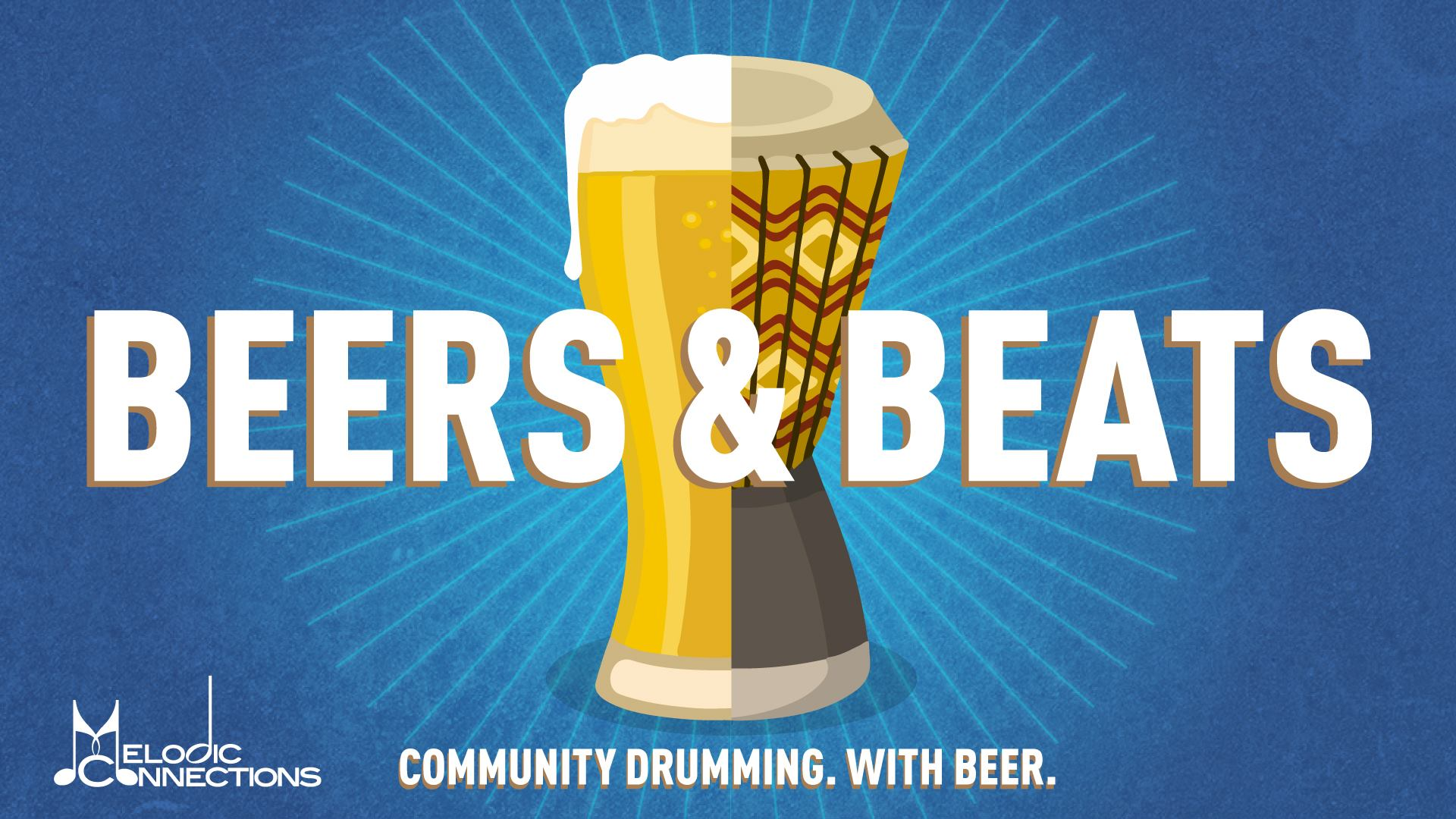 Beers and Beats presented by Melodic Connections | ArtsWave Guide ...