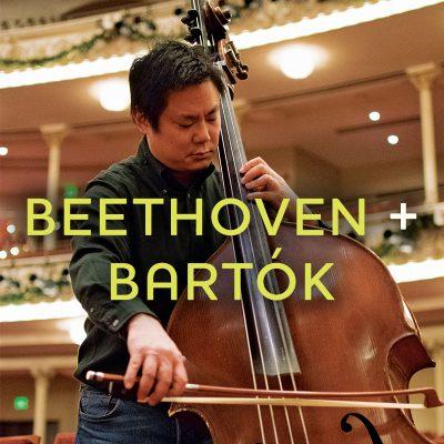 Beethoven + Bartók
