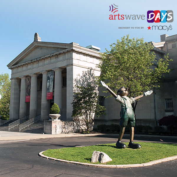 ArtsWave Days: Jazz, Gospel & Arts at Cincinnati Art Museum