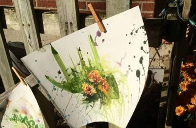 Paint Out - Plein Air Painting Group