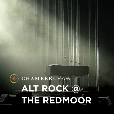 Summermusik: Alt Rock @ The Redmoor