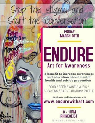 Endure ; Art for Awareness