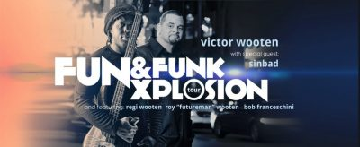 American Roots Series: The Victor Wooten Band plus...