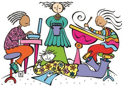 Summer Camp for Young Women (Grades 10-12): Seekin...