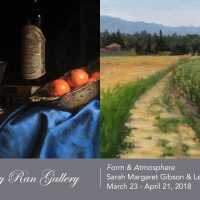 Form and Atmosphere: Paintings by Sarah Margaret Gibson and Lee Craigmile