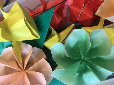 Spring Origami Exhibit