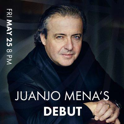 Juanjo Mena's Debut