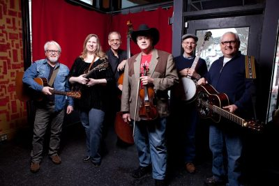 Wednesdays in the Woods: The Comet Bluegrass All-S...