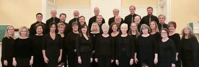"The Cincinnati Choral Society is ""Swingin' With ..."