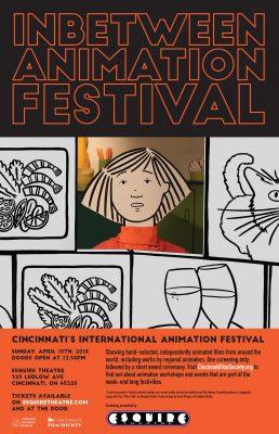 Inbetween Animation Festival Screening