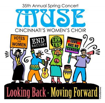 MUSE, Cincinnati Women's Choir: Looking Back, Moving Forward
