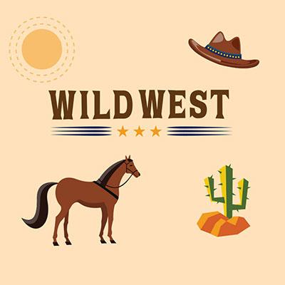 3rd Sunday Funday: Wild West
