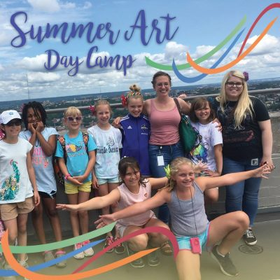 Summer Art Day Camp