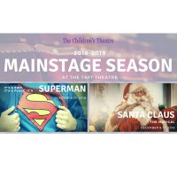 Auditions for SUPERMAN and Santa Claus: The Musical