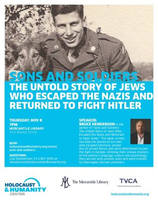Sons and Soldiers: The Untold Story of Jews Who Es...