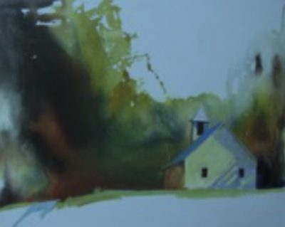 Speed & Composition in Acrylics with DJ Berard...