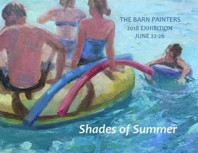 The Barn Painters: Shades of Summer