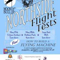 Northside Flight Test #1